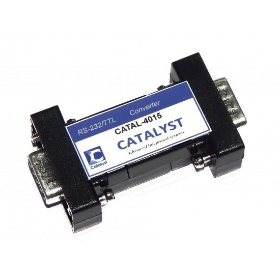 Industrial RS-232 to 5V TTL Converter