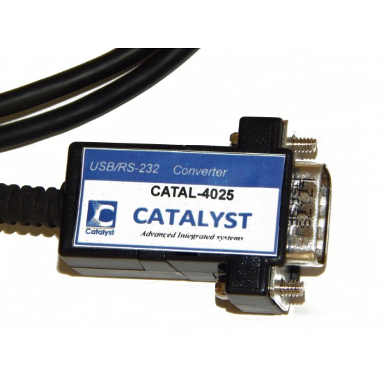 Industrial USB To RS-232 Converter