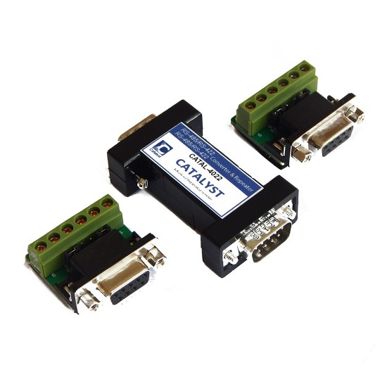 Industrial RS-485/RS-422  Converter/Repeater